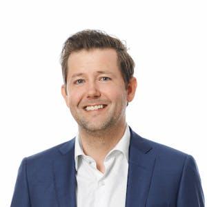 Thomas Harder, Director of Group Treasury & Investor Relations