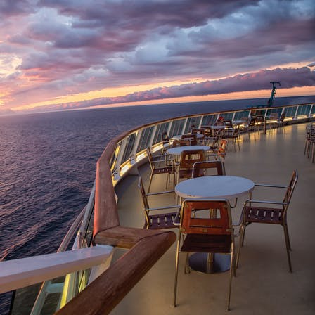 Harmony of the Seas, Fire resilience