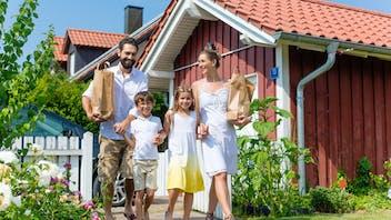 Family, outdoor, kids, children