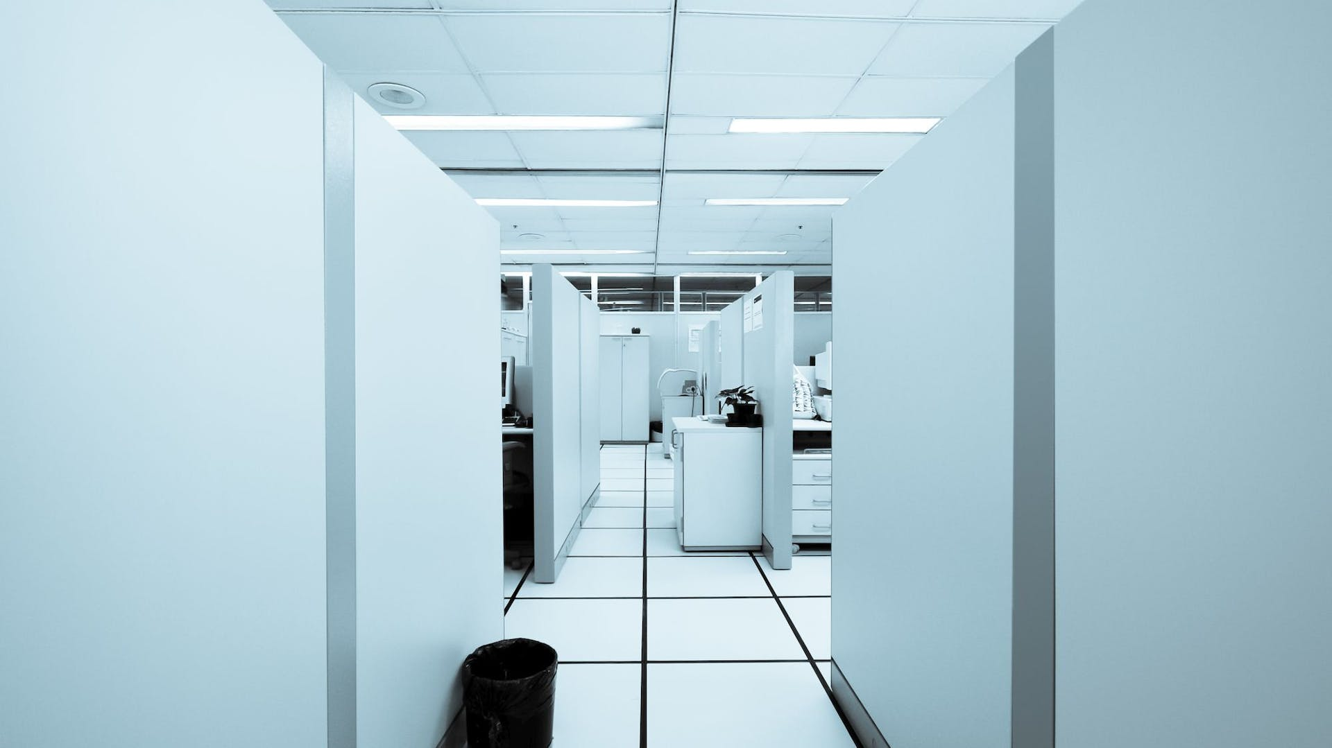partition wall, header, office, application