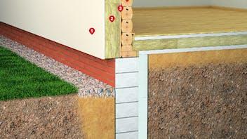external walls, schema