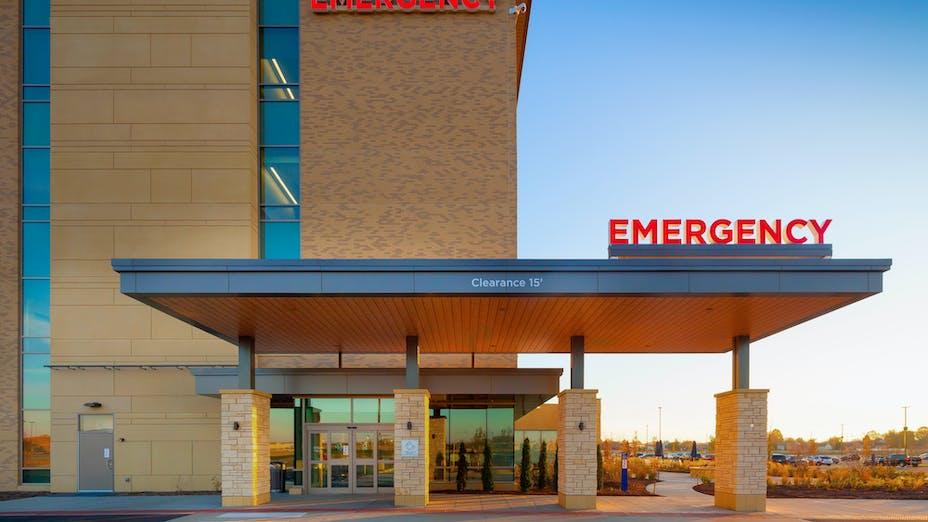 St. Elizabeth's Hospital, Planar Marcoplus, Metal, healthcare,