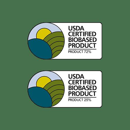 BioPreferred label
