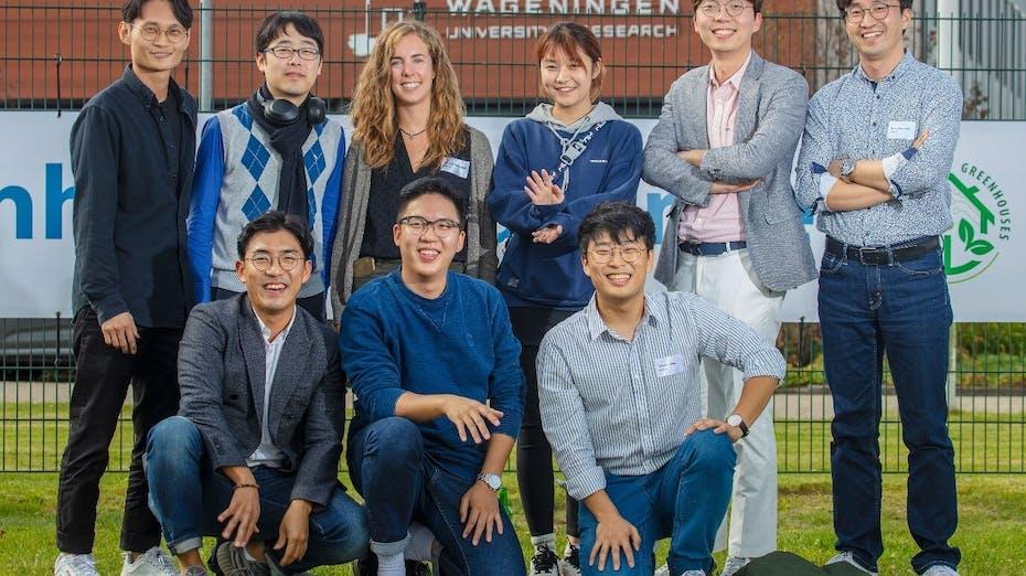 Grodan - Team Digilog - Autonomous Greenhousechallegen