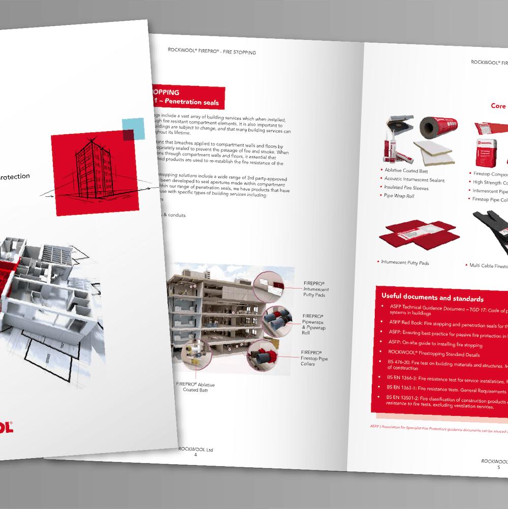 Download ROCKWOOL Product Documentation