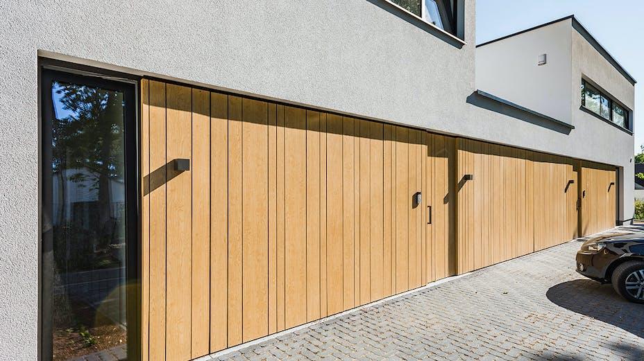 Rockpanel Case Study Oudsbergen Belgium Rockpanel Woods Beuken