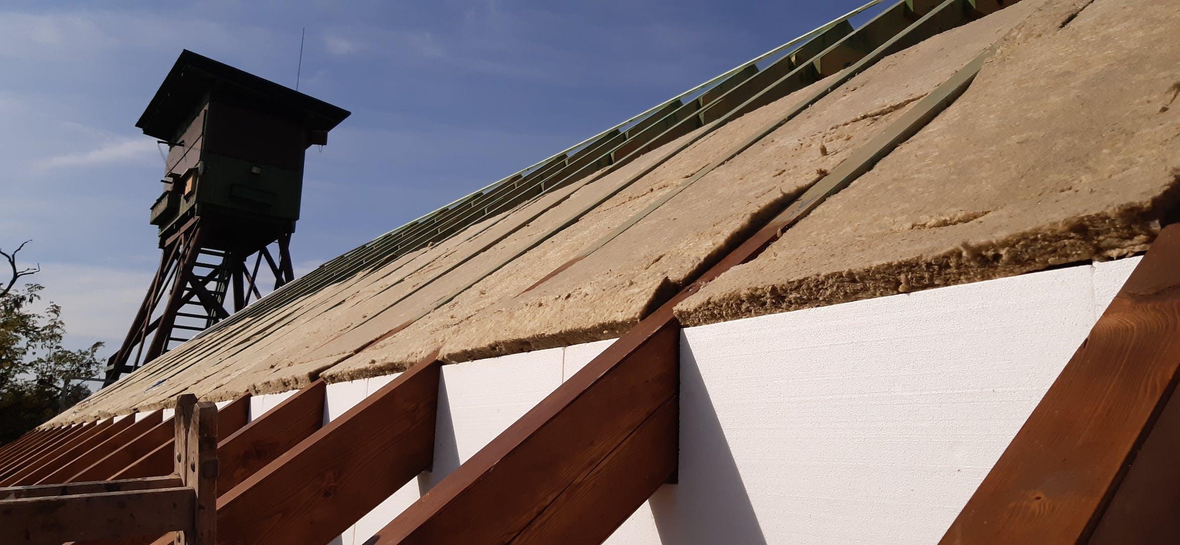 A tető hőszigetelése