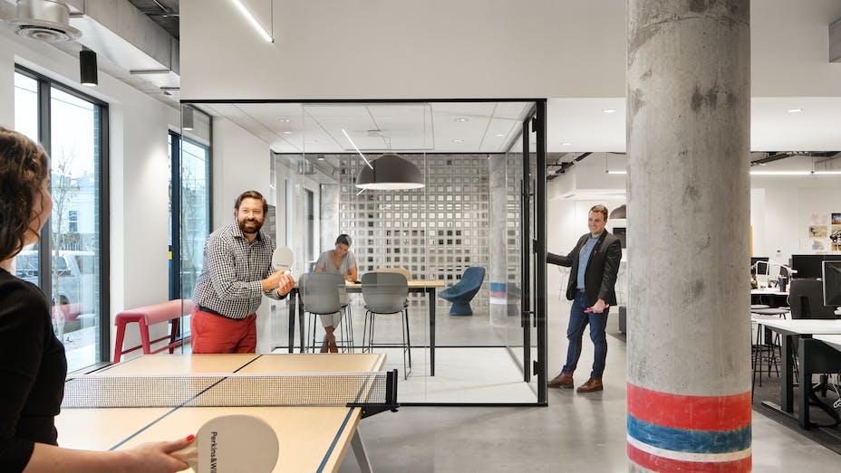 NA, Perkins & Will, Austin East Side Office, Alaska