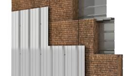 Facade, 07_Fachadas - Aislamiento por el exterior- BandRock Metal V
