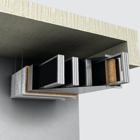 Installations, 06_Instalaciones_Ventilación y climatización_Silenciadores acústicos