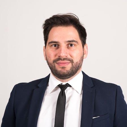profile, picture, Inside Sales, Marcin Pastuszak