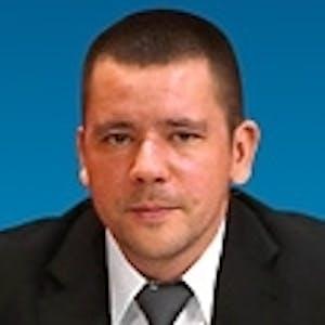 Janos Szucs, employee, sales manager, person