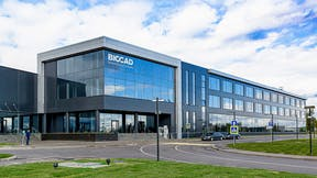 """BIOCAD, Moscow, biotechnology company, pharmacy, resident of the SEZ """"Technopolis """"Moscow"""", Zelenograd, roof insulation"""