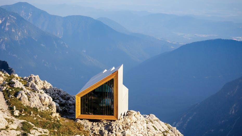 Skuta Alpine Shelter, Durability