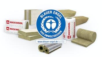 umweltzeichen blauer engel, emissionsarme dämmstoffe, blue angel eco-label, low-emission insulation materials, germany, press, presse