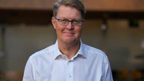 Jens Birgersson, CEO