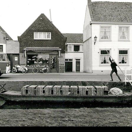 Grodan, history, street, canal