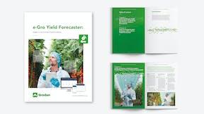 whitepaper, visual, mockup, e-gro,  yield forecast