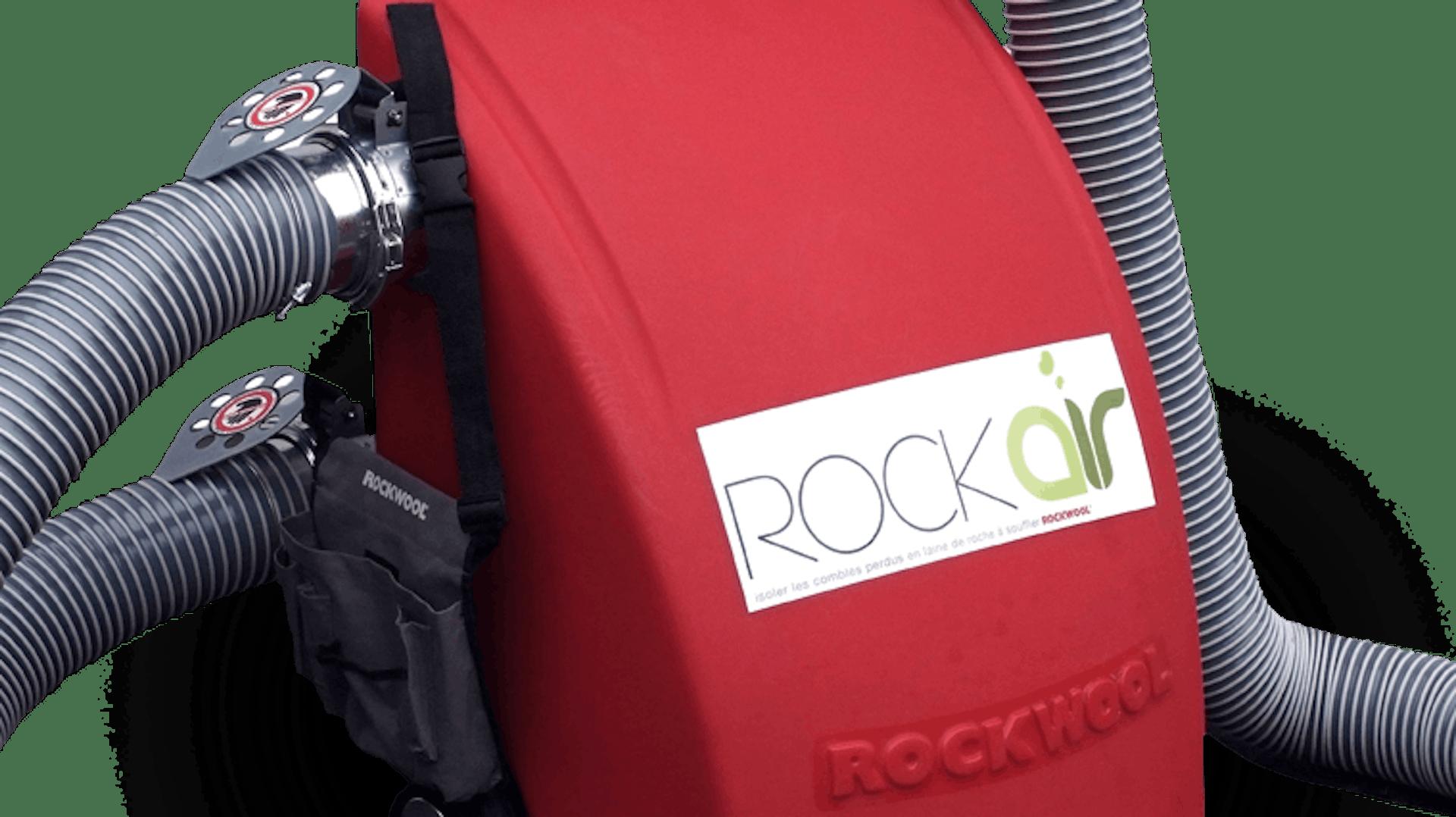 ROCKAIR_Machine à souffler