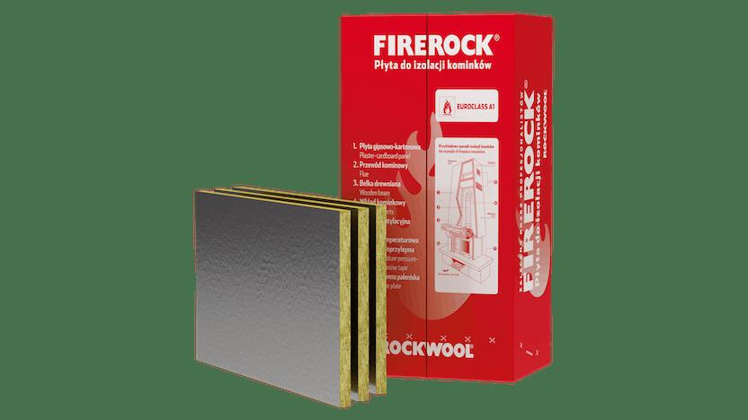 FIREROCK, slabs, fireplace insulation, internal insulation,
