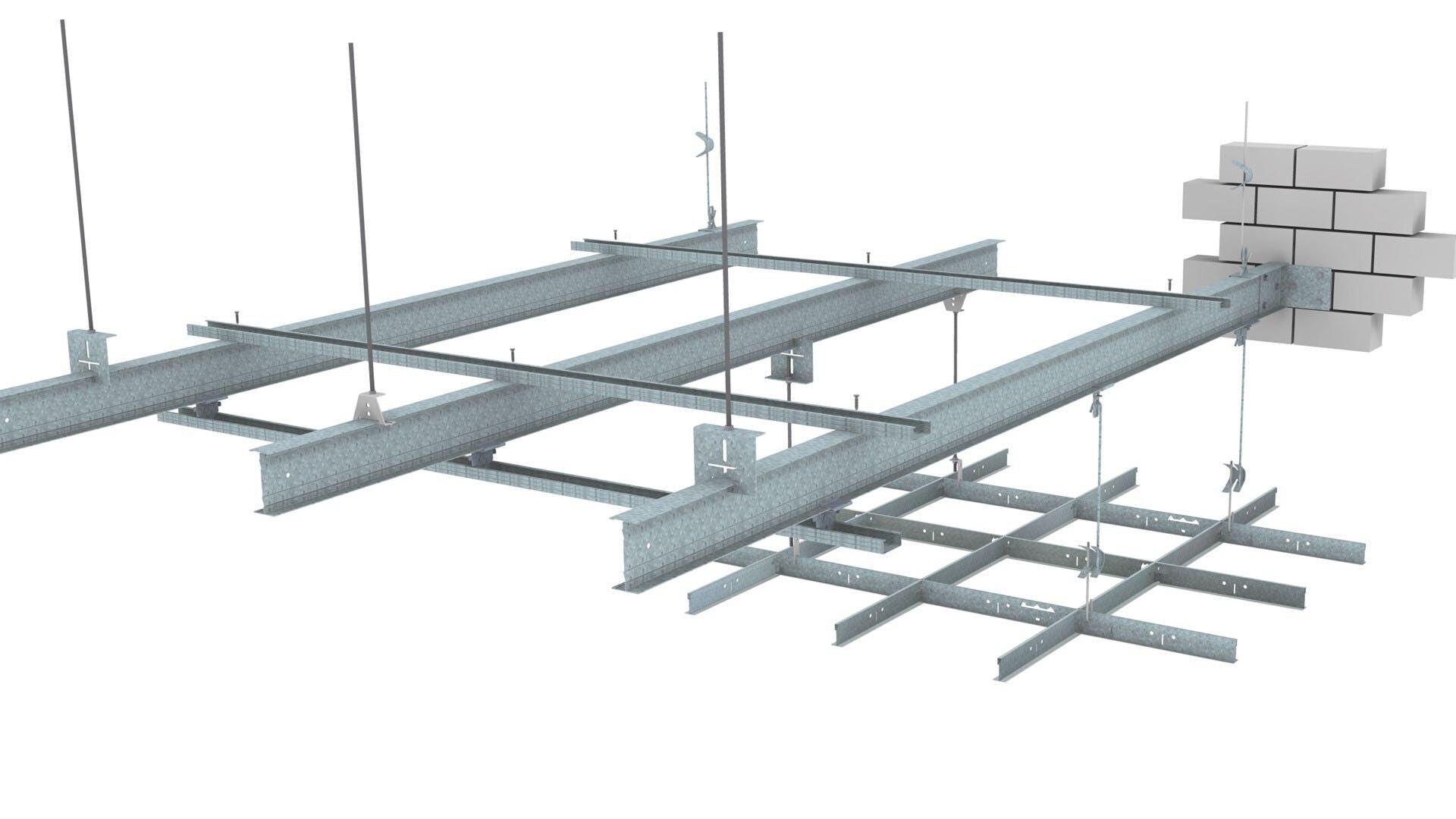 RFN-EA, Chicago Metallic Primary Structure I-profile, I profile