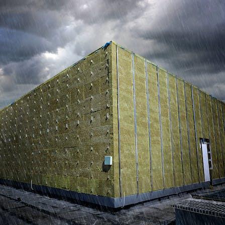 bau 2019, fixrock, facade insulation, weathering, press, germany
