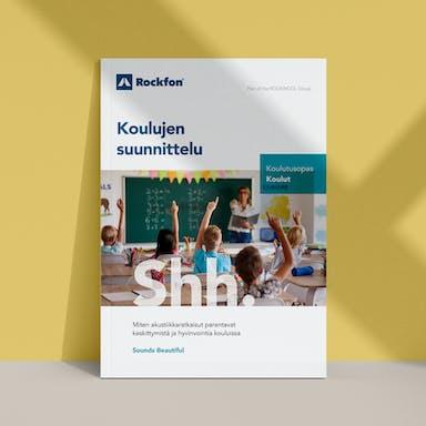 Cover of Segment Brochures - Education - FI