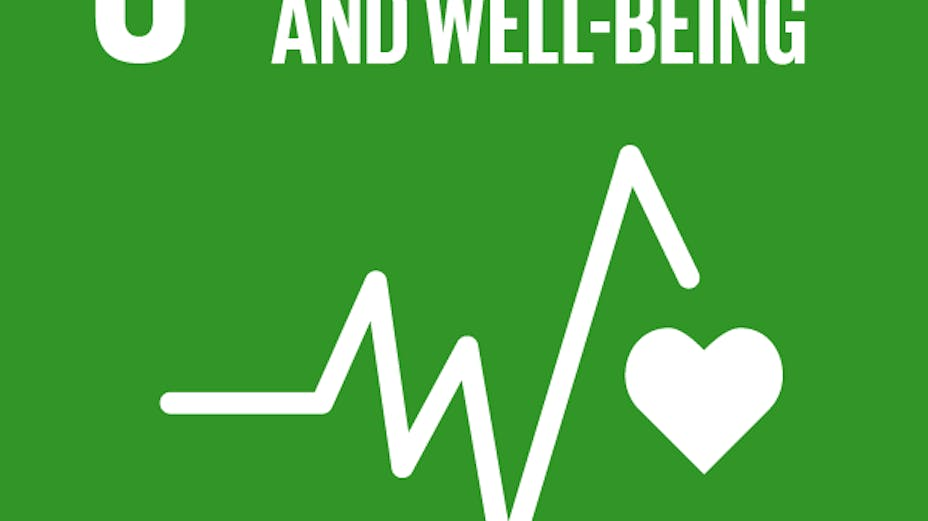 logo, united nations, sustainable development goals, unsdg-03, good health and well-being