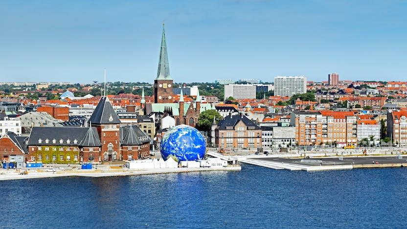 ROCKWOOL Denmark Grand Prix, SailGP, 2021, Aarhus, Denmark