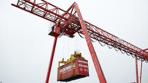 swap body, wechselbrücke, transport, loading, logistics, germany