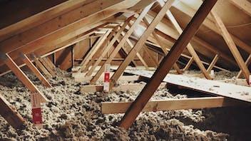 Denmark, Roskilde, Granulate Basic, Granulate Pro, Indblæsningspartner, indblæsning, blow-in insulation, Roof insulation, roof construction