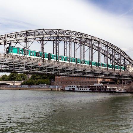 train, bridge, rockdelta, structure protection, lapinus