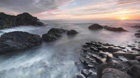 basalt, stone