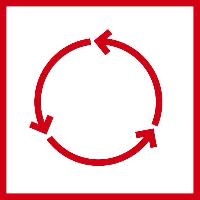 7 strengths of stone - Circularity
