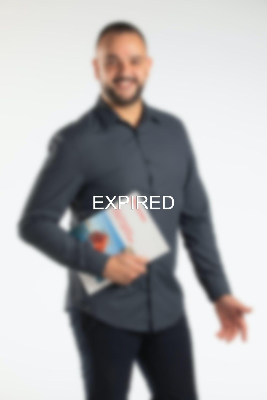Jakob Alkhamrichi, employee, person