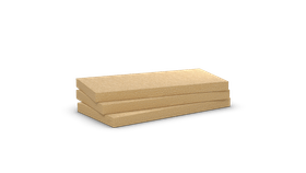 Mono density, high density stone wool slab. Products: Rocksate MD Plus, Panel 233, Panel 755, Rocksupport 360, Dachrock