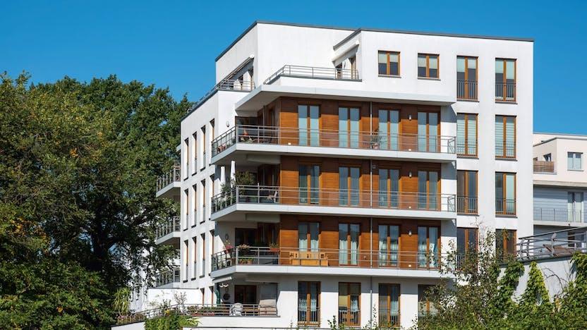 external walls, application, header, single family house