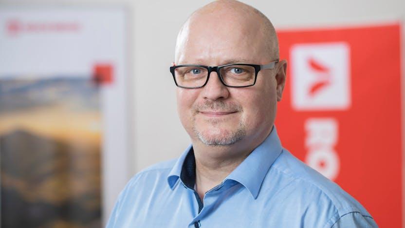 Denmark, Employee, René Binder Rasmussen