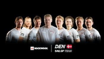 Denmark SailGP Team, team line-up, female sailors, press release, Season 2 team
