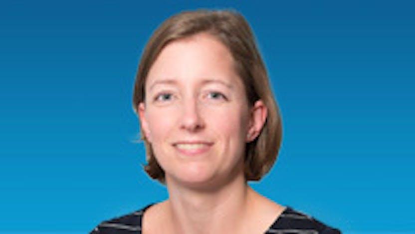 Sandra Palmen, employee, customer service, person