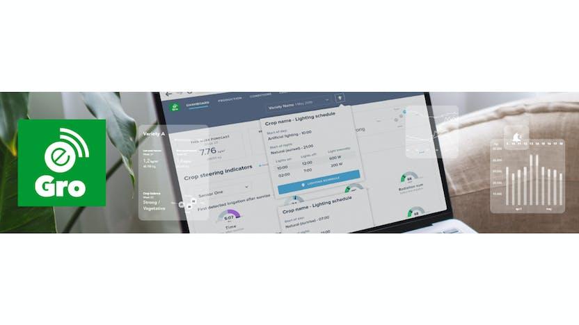 grodan, e-Gro, screens, devices, ENG, transparent