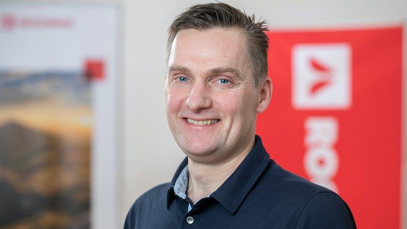 Denmark, Employee, Martin Kryger