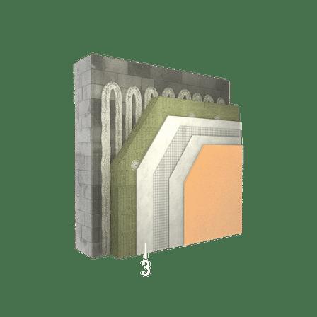 etics, components, illustration, germany, wall, facade, coverrock, 3, armierungsputz