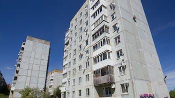 Vyborg, Oficerskaya str, energy efficiency, renovation, major repair