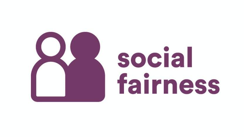 cradle2cradle logo for social fairness