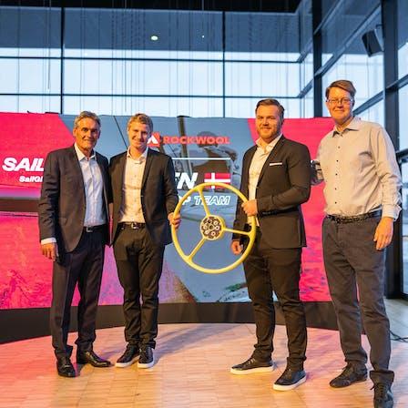 Sail GP, CEO Jens Birgerrson,