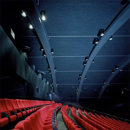 parafon, tiles, colortone, project, halls, auditoriums