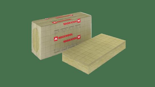 Rockvent Dual packshot, Product, GBI, ventilated facades, insulation, slab, stonewool, package, packshot