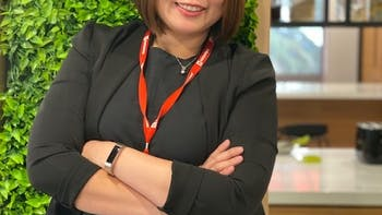 Testimonial - Doreen Teoh  Photo is on careers testimonial page and used for employer branding content