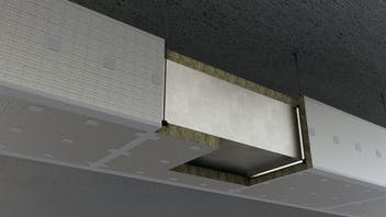 Thermal Duct Insulation - DUCTSLAB